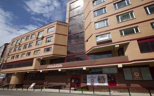 Апарт-отель НЭП-Дубки вид на фасад