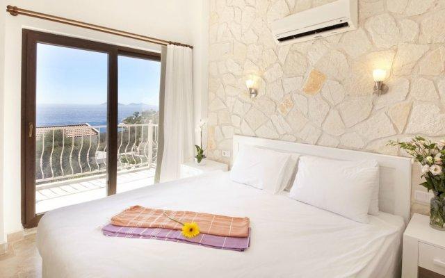 Villa Nes Турция, Калкан - отзывы, цены и фото номеров - забронировать отель Villa Nes онлайн комната для гостей