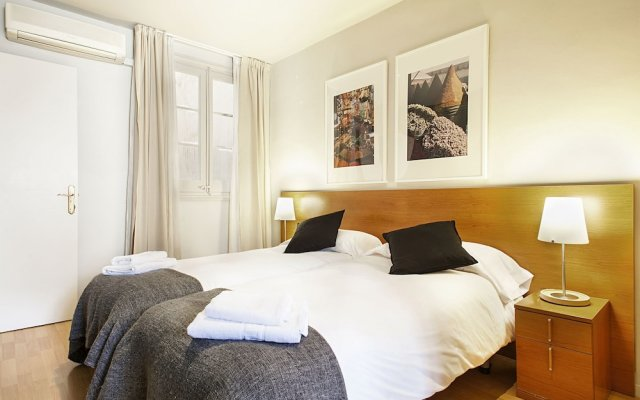 Отель Habitat Apartments Plaza España Испания, Барселона - отзывы, цены и фото номеров - забронировать отель Habitat Apartments Plaza España онлайн вид на фасад