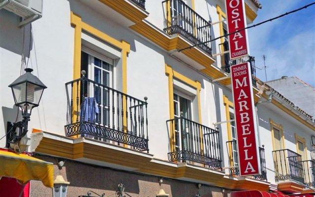 Отель Marbella Испания, Фуэнхирола - отзывы, цены и фото номеров - забронировать отель Marbella онлайн вид на фасад
