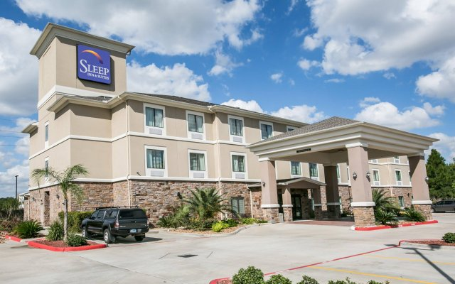 Sleep Inn & Suites Houston Airtex I-45