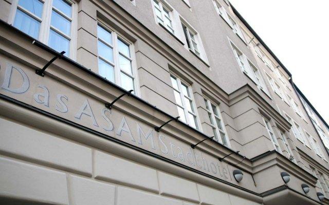 Отель Asam Hotel München Германия, Мюнхен - отзывы, цены и фото номеров - забронировать отель Asam Hotel München онлайн вид на фасад