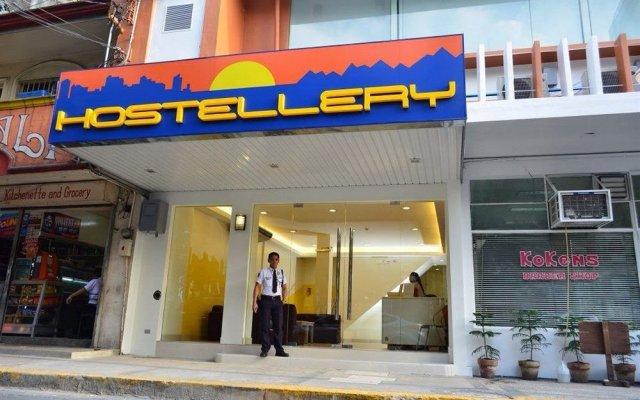 Отель Hostellery Manila Филиппины, Манила - отзывы, цены и фото номеров - забронировать отель Hostellery Manila онлайн вид на фасад