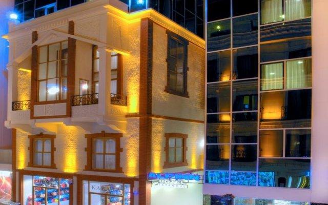 Alp Inn Hotel Istanbul вид на фасад