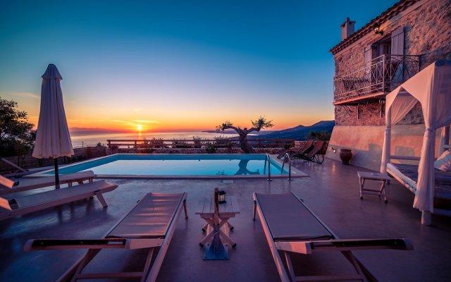 Отель Aria Villa Греция, Закинф - отзывы, цены и фото номеров - забронировать отель Aria Villa онлайн бассейн