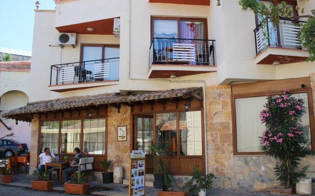 Rebetika Hotel Турция, Сельчук - 1 отзыв об отеле, цены и фото номеров - забронировать отель Rebetika Hotel онлайн вид на фасад