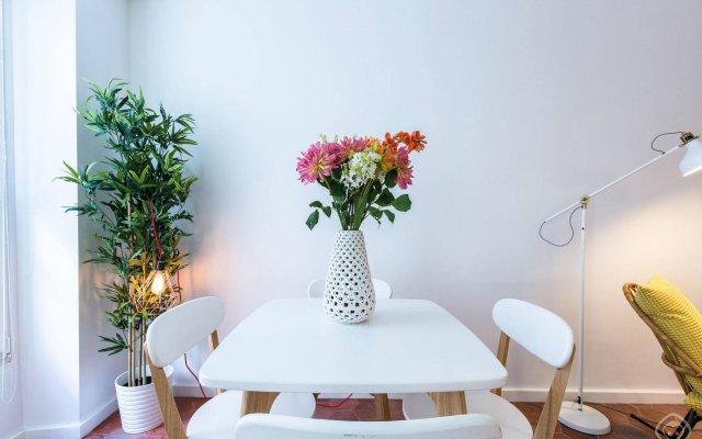 Апартаменты BP Apartments - Baudry Apartments Париж комната для гостей