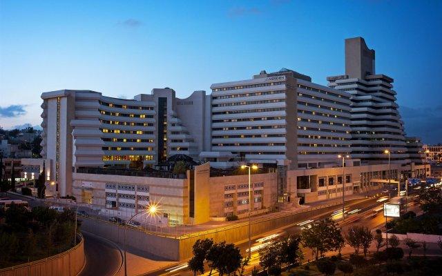Отель Le Grand Amman Иордания, Амман - отзывы, цены и фото номеров - забронировать отель Le Grand Amman онлайн вид на фасад