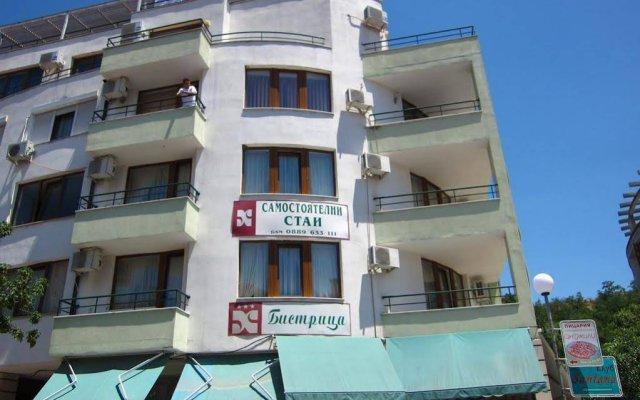 Отель Family Hotel Bistritsa Болгария, Сандански - отзывы, цены и фото номеров - забронировать отель Family Hotel Bistritsa онлайн вид на фасад