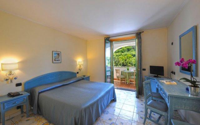 Отель La Pergola Италия, Амальфи - 1 отзыв об отеле, цены и фото номеров - забронировать отель La Pergola онлайн комната для гостей