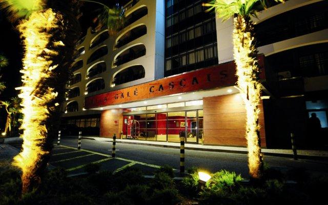Отель Vila Gale Cascais вид на фасад
