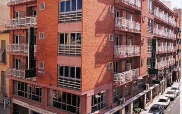 Hotel Goya вид на фасад