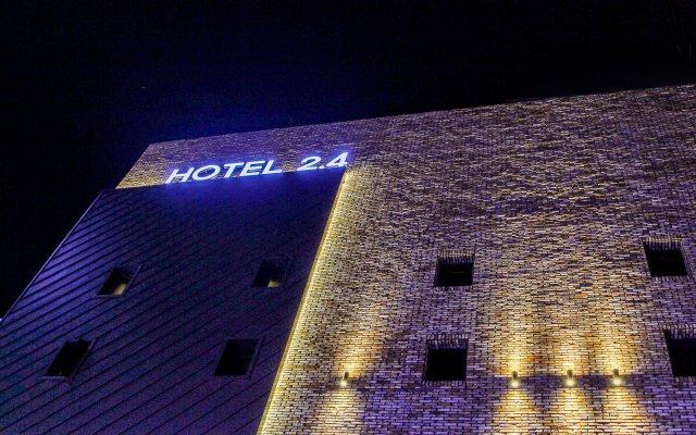 Отель 2.4 Южная Корея, Сеул - отзывы, цены и фото номеров - забронировать отель 2.4 онлайн вид на фасад