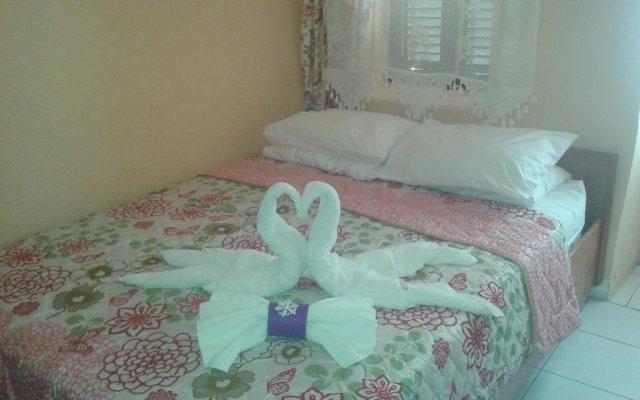 Отель Onur Pansiyon Сиде комната для гостей