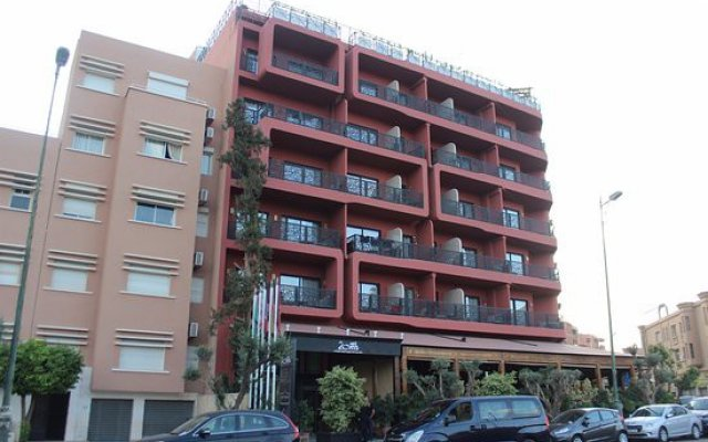 2Ciels Boutique Hotel & SPA вид на фасад
