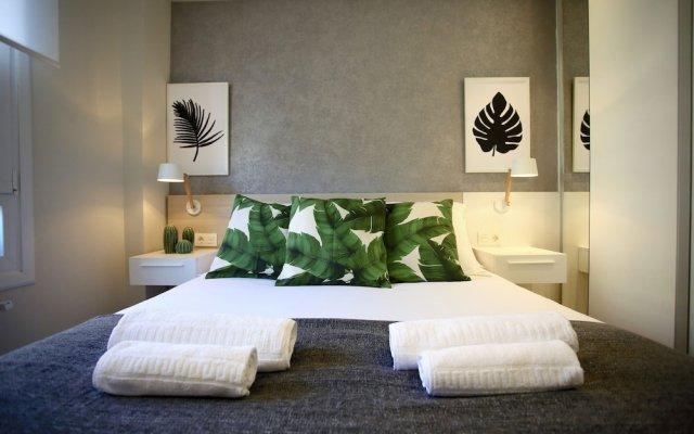 Отель Amara Suite Apartment Испания, Сан-Себастьян - отзывы, цены и фото номеров - забронировать отель Amara Suite Apartment онлайн комната для гостей