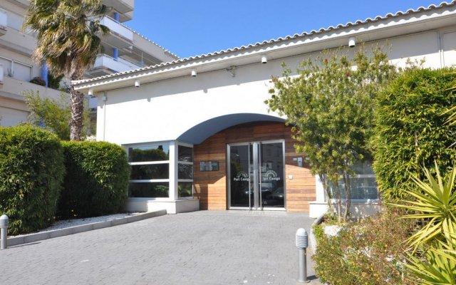 Отель Port Canigo Испания, Курорт Росес - отзывы, цены и фото номеров - забронировать отель Port Canigo онлайн вид на фасад