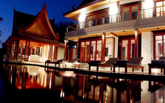 Отель Anayara Luxury Retreat Panwa Resort Таиланд, пляж Панва - отзывы, цены и фото номеров - забронировать отель Anayara Luxury Retreat Panwa Resort онлайн вид на фасад