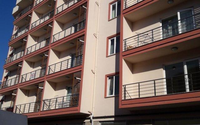 Algul Studyo Evleri Турция, Канаккале - отзывы, цены и фото номеров - забронировать отель Algul Studyo Evleri онлайн вид на фасад