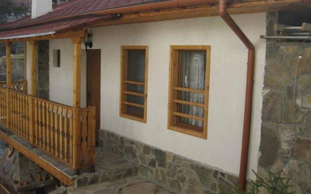 Отель Villa Zaburdo Болгария, Чепеларе - отзывы, цены и фото номеров - забронировать отель Villa Zaburdo онлайн вид на фасад