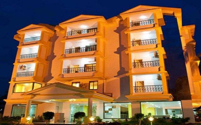 Отель Colva Kinara Индия, Гоа - 3 отзыва об отеле, цены и фото номеров - забронировать отель Colva Kinara онлайн вид на фасад