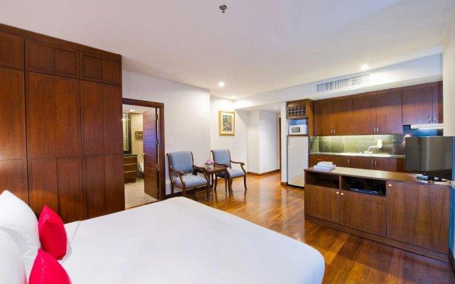 Отель President Park - Ebony Towers - unit 11A Таиланд, Бангкок - отзывы, цены и фото номеров - забронировать отель President Park - Ebony Towers - unit 11A онлайн комната для гостей