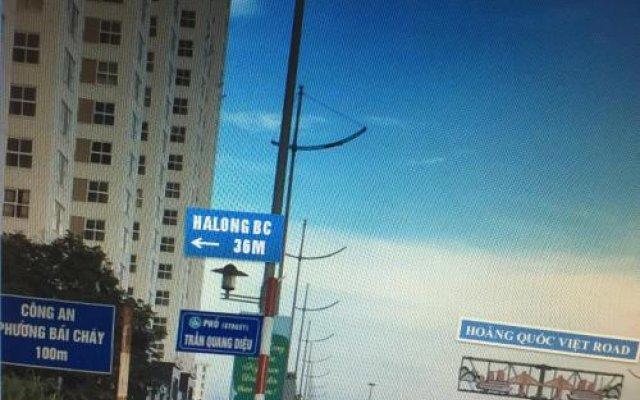 Отель Halong BC Вьетнам, Халонг - отзывы, цены и фото номеров - забронировать отель Halong BC онлайн вид на фасад
