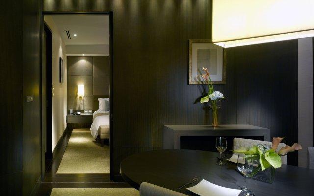 Отель Crowne Plaza Lumpini Park Бангкок комната для гостей