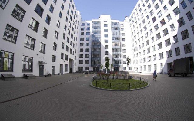 Апартаменты Cozy and modern apartment (Provence) вид на фасад