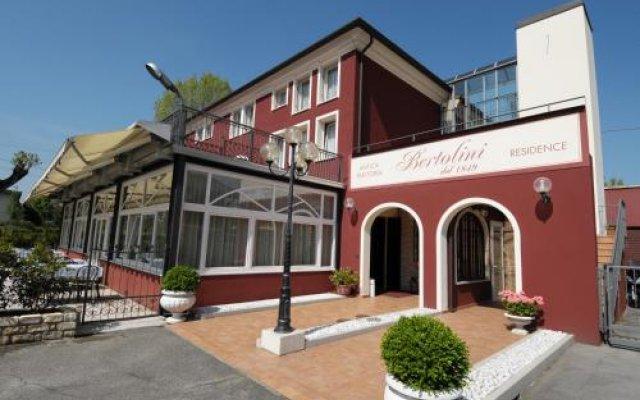 Отель Residence Bertolini Италия, Падуя - отзывы, цены и фото номеров - забронировать отель Residence Bertolini онлайн вид на фасад