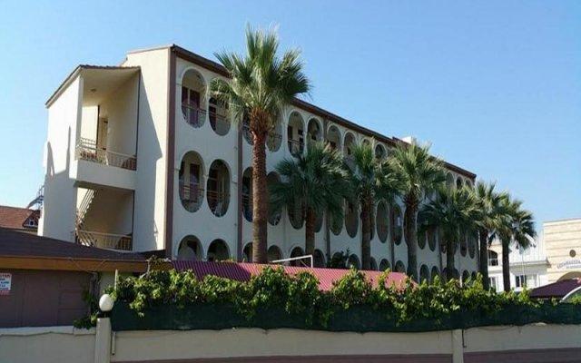 Palmiye Hotel Турция, Сиде - 3 отзыва об отеле, цены и фото номеров - забронировать отель Palmiye Hotel онлайн вид на фасад