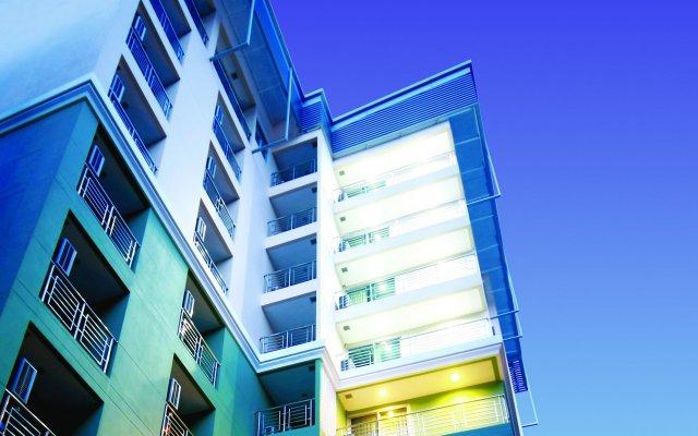 I Residence Hotel Sathorn вид на фасад