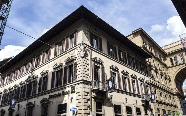 Отель Palazzo Vecchietti - Residenza D'Epoca вид на фасад