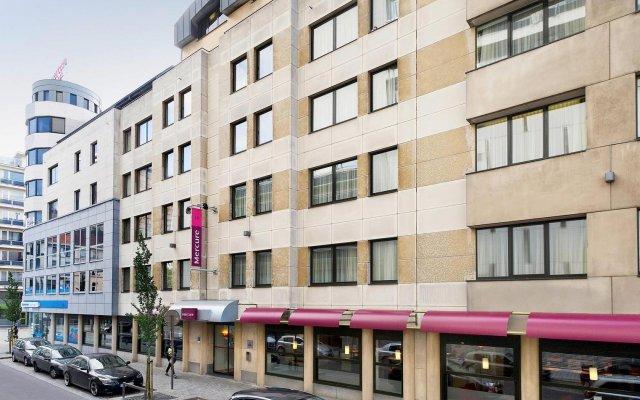 Quality Hotel Antwerpen Centrum Opera парковка