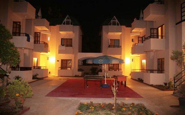 Ares Dream Hotel вид на фасад