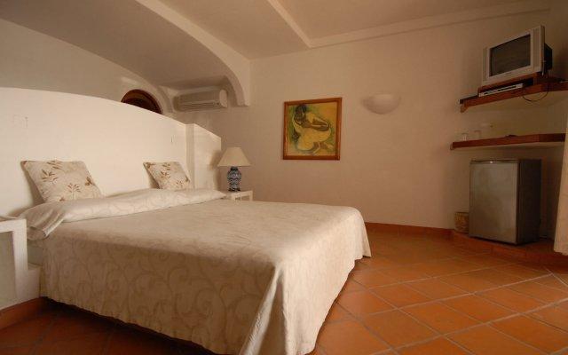 Отель Catalina Beach Resort Сиуатанехо комната для гостей