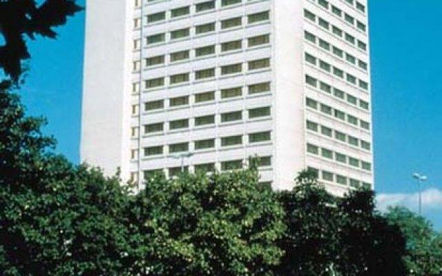 Susp Airo Tower Hotel Вена вид на фасад
