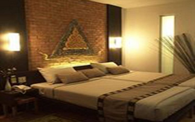 Swana Bangkok Hotel комната для гостей