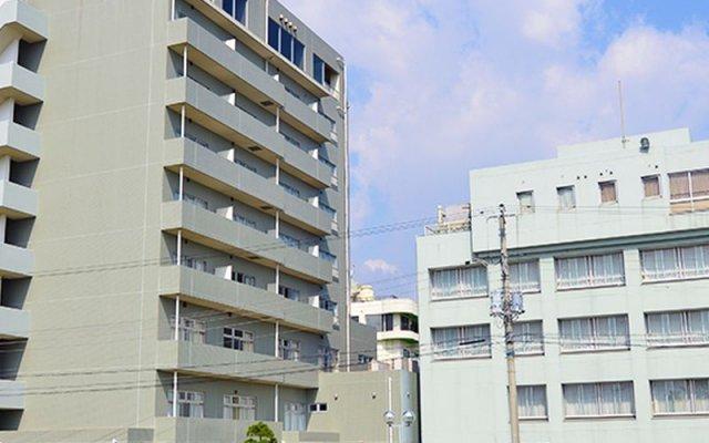 Hotel Shirako Sunrize Otsuka вид на фасад