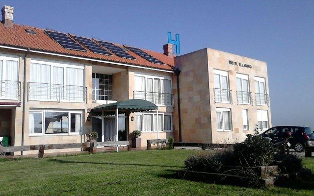 Отель Alcamino Испания, Санта-Крус-де-Бесана - отзывы, цены и фото номеров - забронировать отель Alcamino онлайн вид на фасад