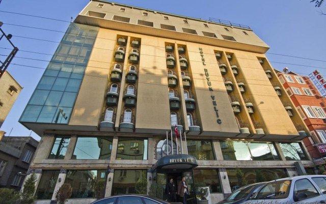 Buyuk Velic Hotel Турция, Газиантеп - отзывы, цены и фото номеров - забронировать отель Buyuk Velic Hotel онлайн вид на фасад