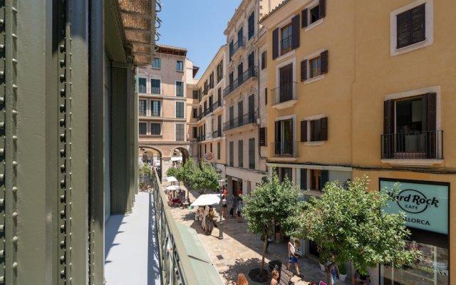 Отель L'Aguila Suites Sagrera Испания, Пальма-де-Майорка - отзывы, цены и фото номеров - забронировать отель L'Aguila Suites Sagrera онлайн