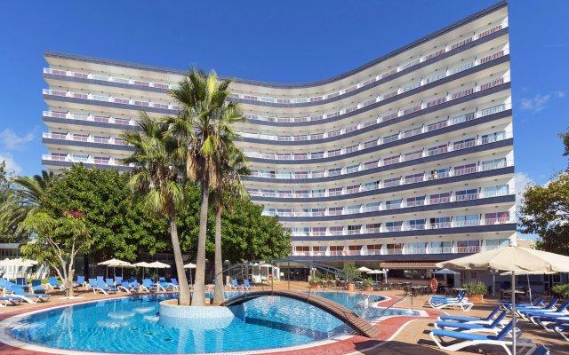 HSM Atlantic Park Hotel вид на фасад