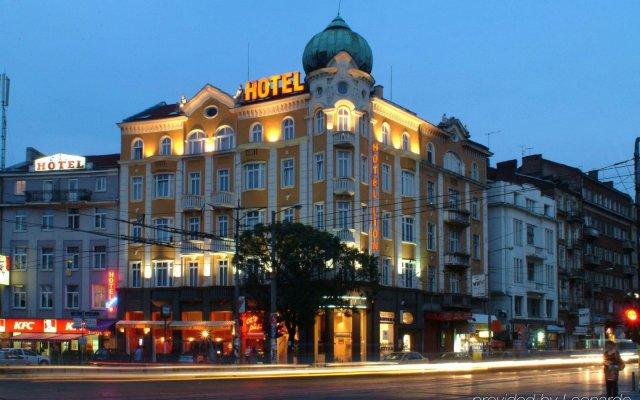 Hotel Lion Sofia София вид на фасад