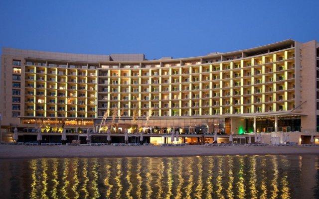 Kempinski Hotel Aqaba вид на фасад