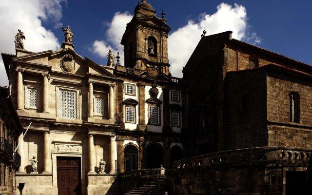 Sheraton Porto Hotel & Spa вид на фасад