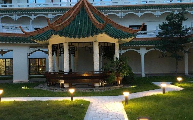 Huatian Chinagora Hotel вид на фасад