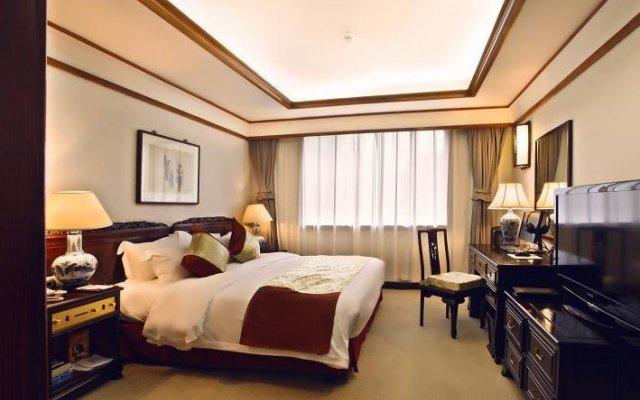 Отель Garden Hotel Китай, Сиань - отзывы, цены и фото номеров - забронировать отель Garden Hotel онлайн комната для гостей