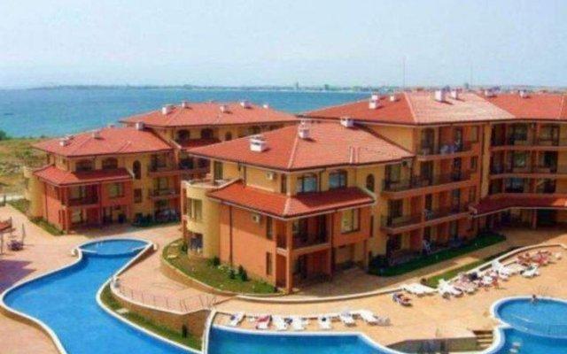 Отель GT Panorama Dreams Apartments Болгария, Свети Влас - отзывы, цены и фото номеров - забронировать отель GT Panorama Dreams Apartments онлайн вид на фасад