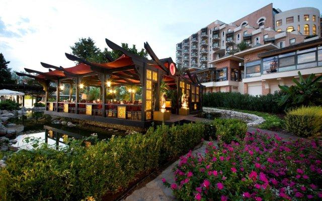 Limak Limra Hotel & Resort вид на фасад